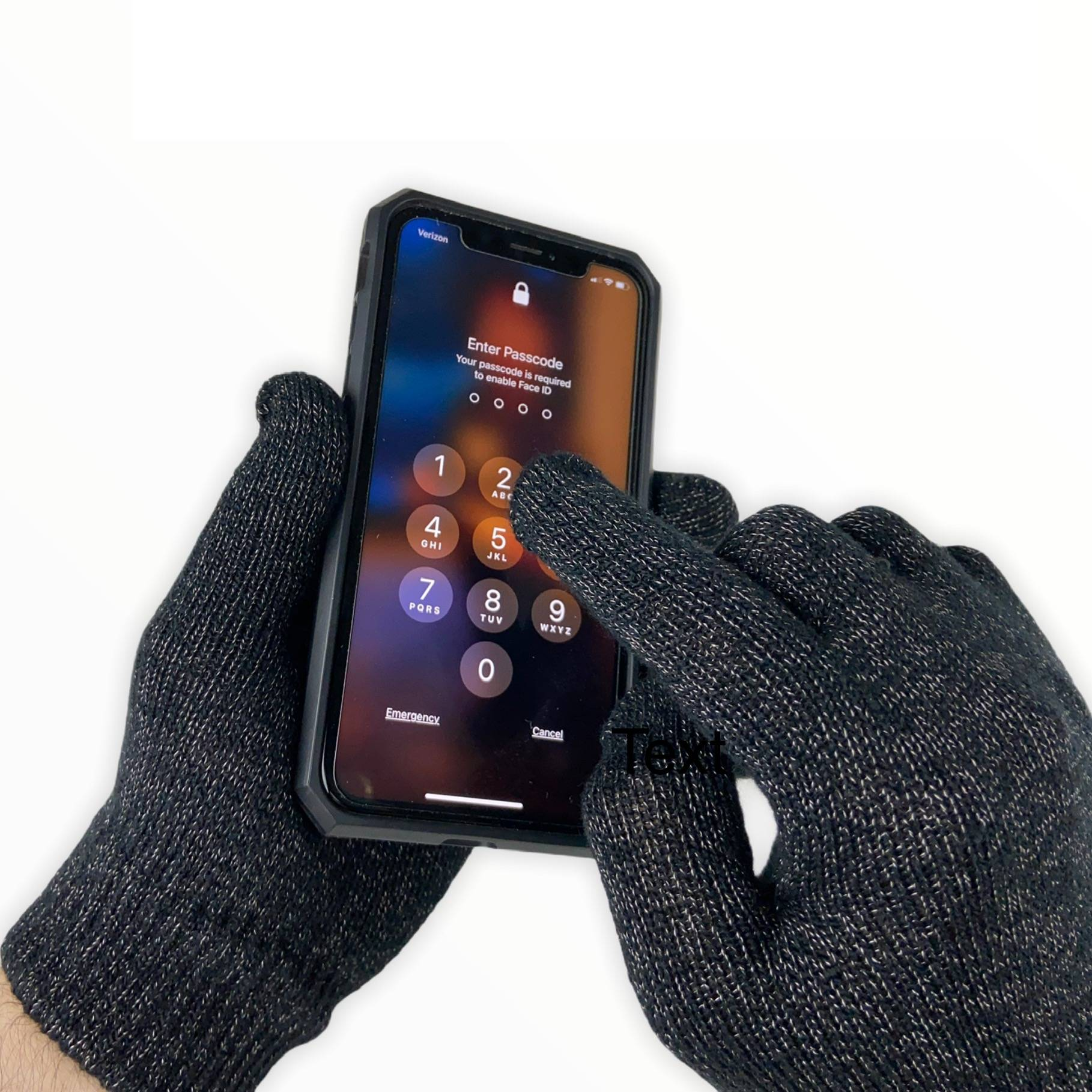 Silver Infused Antimicrobial All-Purpose Gloves