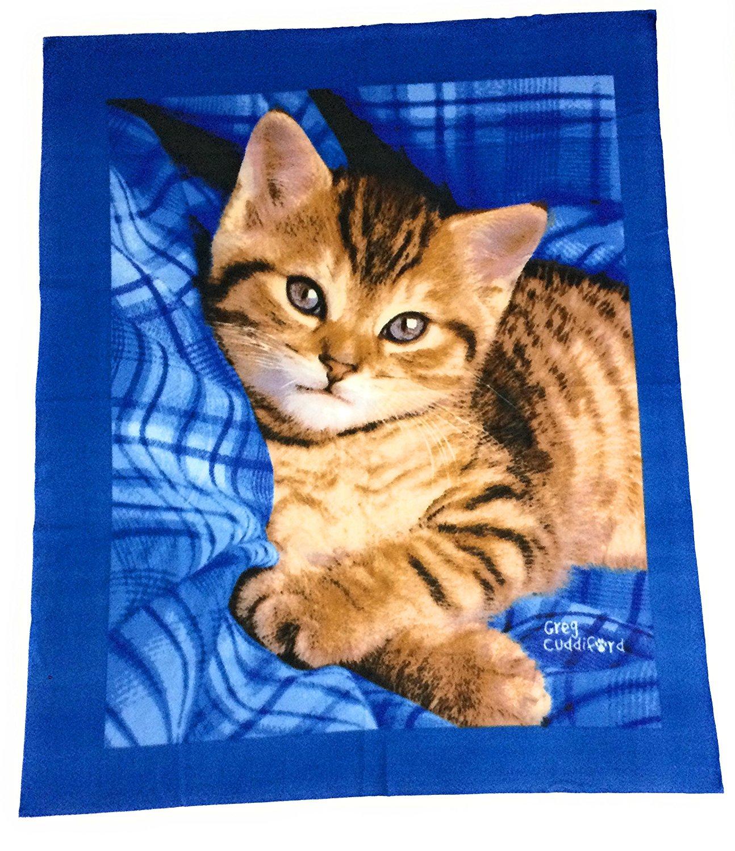 No Sew Kitten Tie Your Own Blanket Kit $19.99 (reg $30)