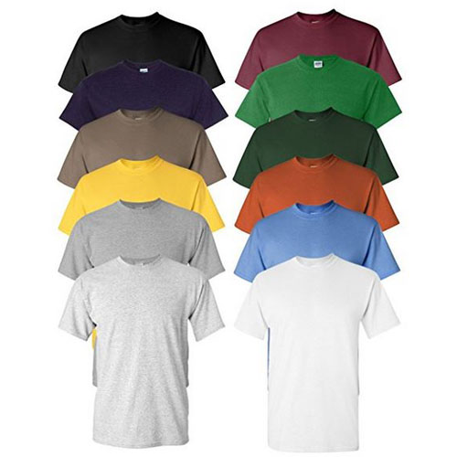 $23.94 (reg $90) 6 Pack of Ultra Soft Moisture Wicking Anti-Microbial Performance Short Sleeve T-Shirts in Assorted Colors