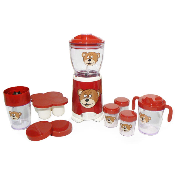 Bella - Baby Rocket Blender 18 Piece Set - 13 Deals