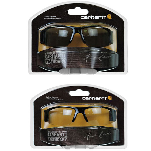 $14.99 (reg $30) Carhartt High Impact Rated Anti-Fog Safety Glasses