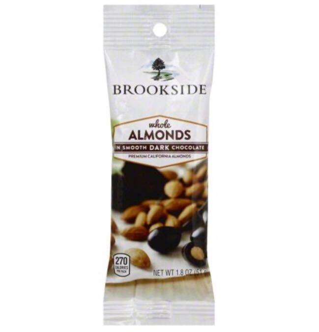 TEN BAGS of Brookside Whole Al...