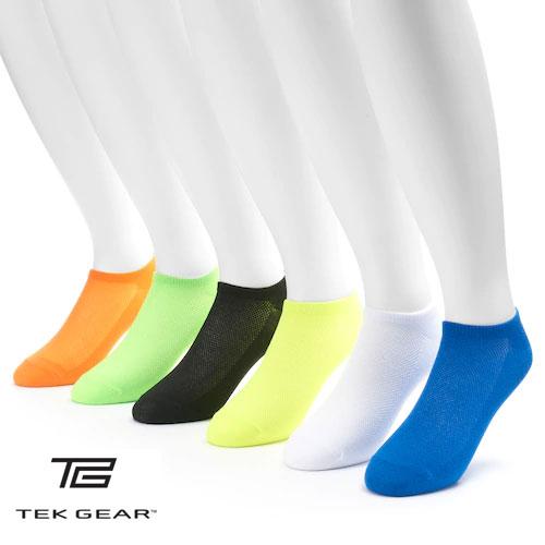 $5 (reg $15) Men's Tek Gear 6-...