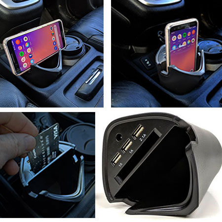 $5 (reg $23) Smart USB Car Cha...