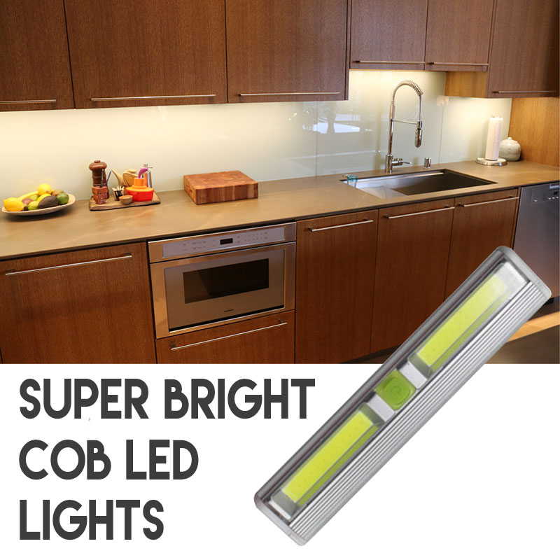 Wireless Super Bright COB LED Tap Light