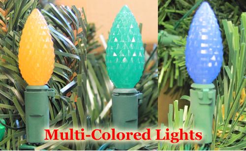 Cordless Pre-Lit LED 24 Inch Yard Christmas