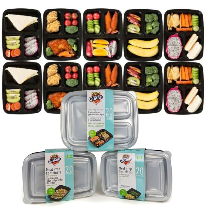 $11.99 (reg $19) 20 Piece Meal...