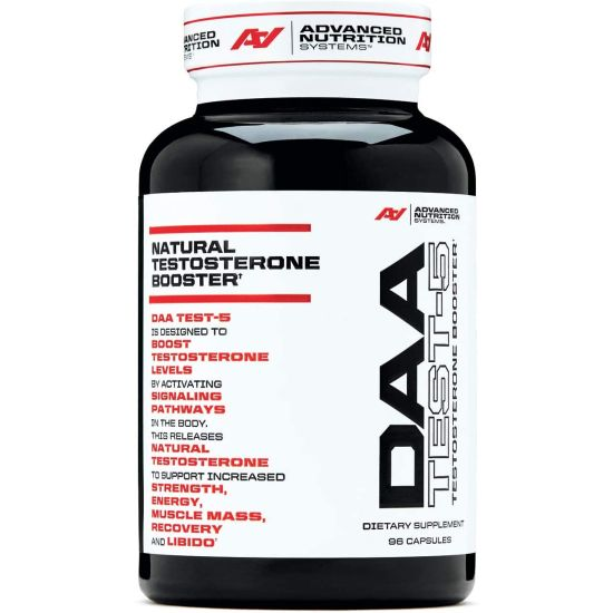 Advanced Nutrition Systems DAA Test 5 Testosterone Booster $19.99 (reg $100)