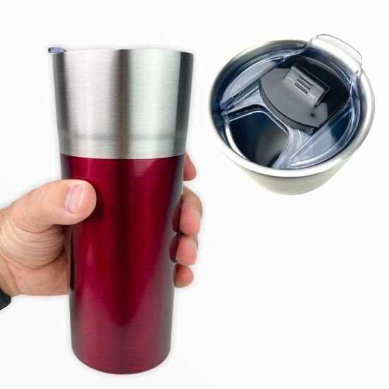 4-Pack Vacuum Insulated Coffee / Tea / Beverage Tumblers