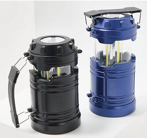 4-Set Popup Lantern Flashlights