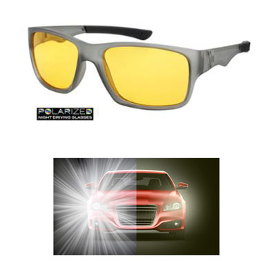 Polarized Night / Rainy Day Driving Glasses