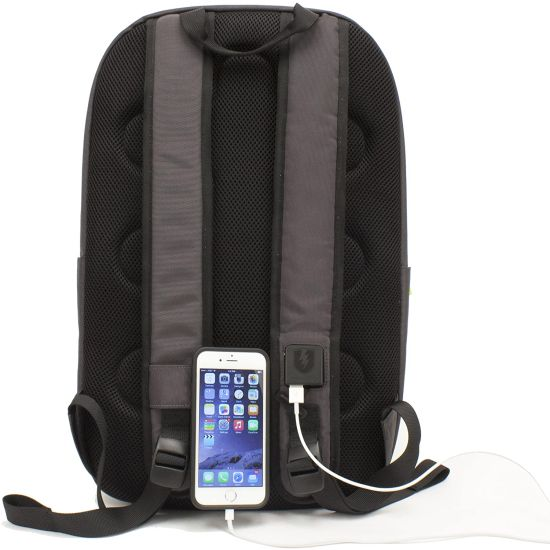 M Edge Tech Laptop Backpack wi...