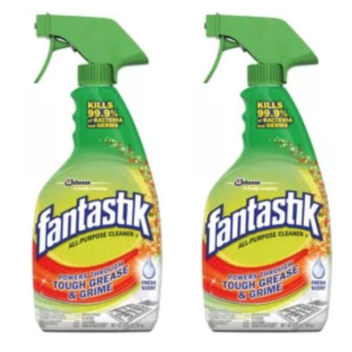 2 Bottles of Fantastik All-Pur...