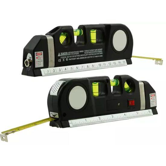 Bob Vila 4-in-1 Laser Level & Measuring Tool