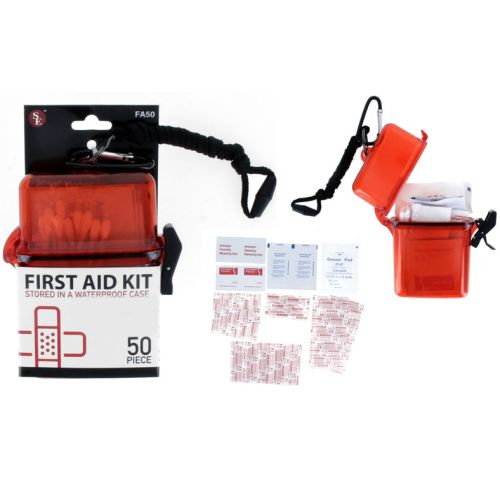 $5.99 (reg $10) 50Pc First Aid...