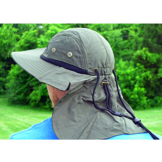 Boonie Hat with Rear Sun Flap