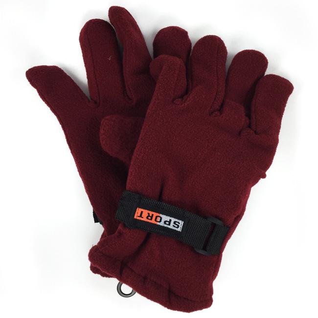 3-Pack Polar Fleece Gloves