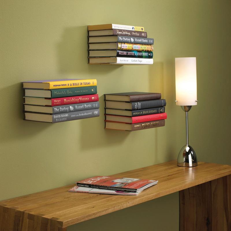 Magical Floating Bookshelf