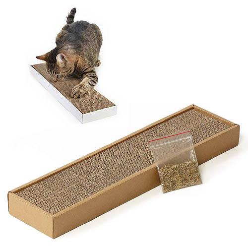 $5 (reg $15) Corrugated Cat Sc...