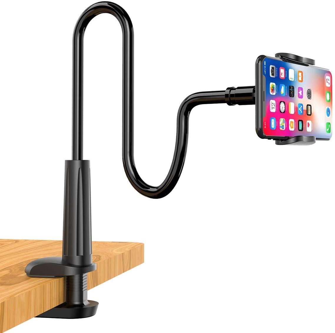 Universal Flexible Gooseneck Smartphone Tablet Mount $9.99 (reg $30)