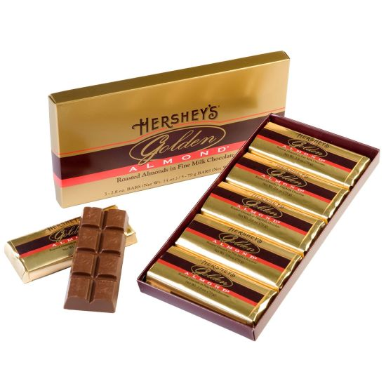 12 Boxes Hershey's Golden Almo...
