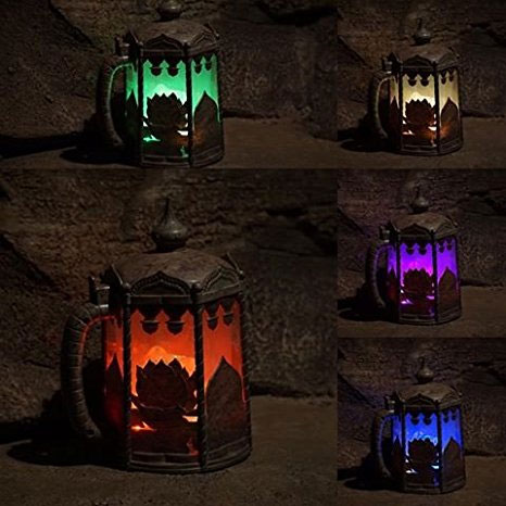 $9.99 (reg $24) Disney Light Up Color Changing Stein