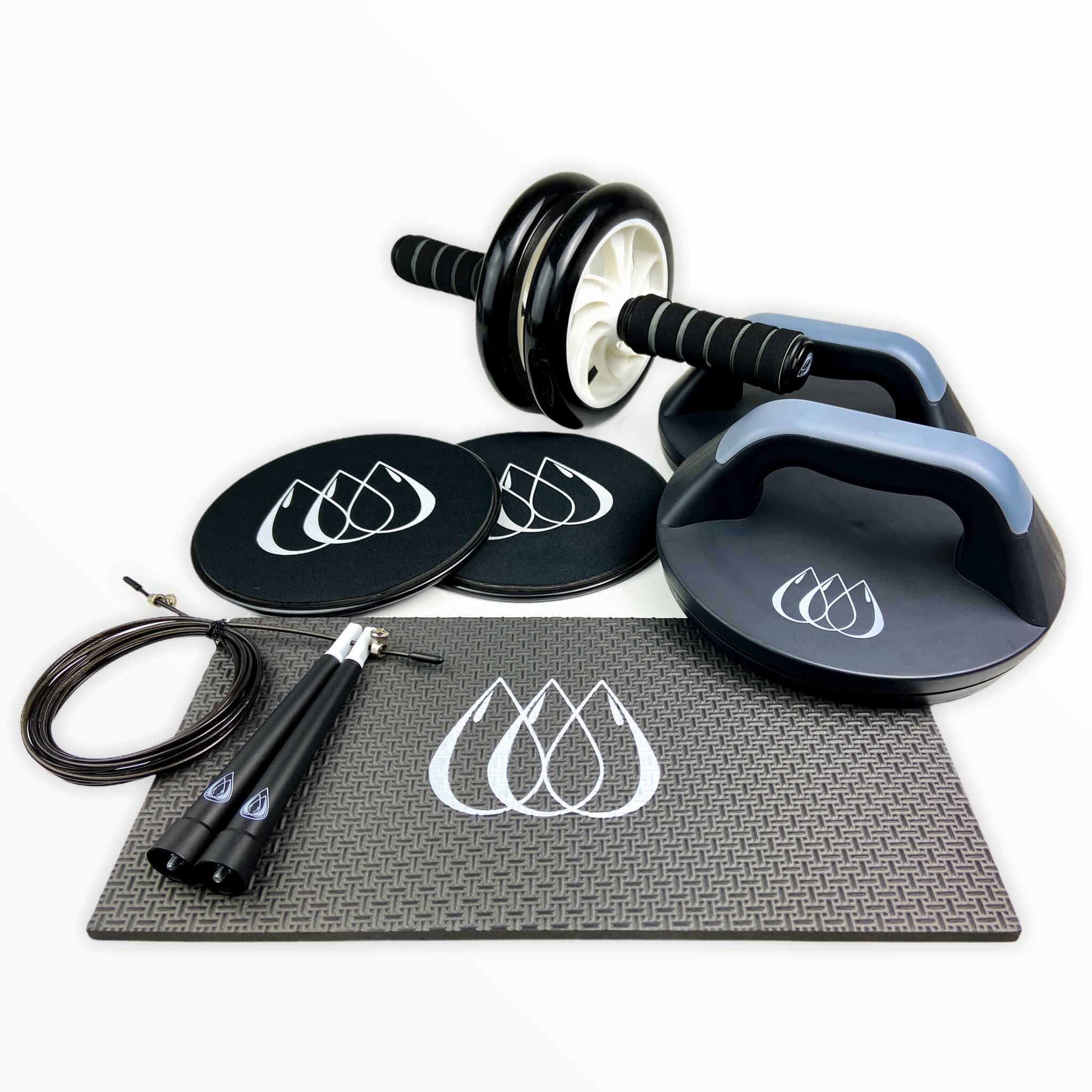 5-Piece Ultimate Ab & Workout Anywhere Kit