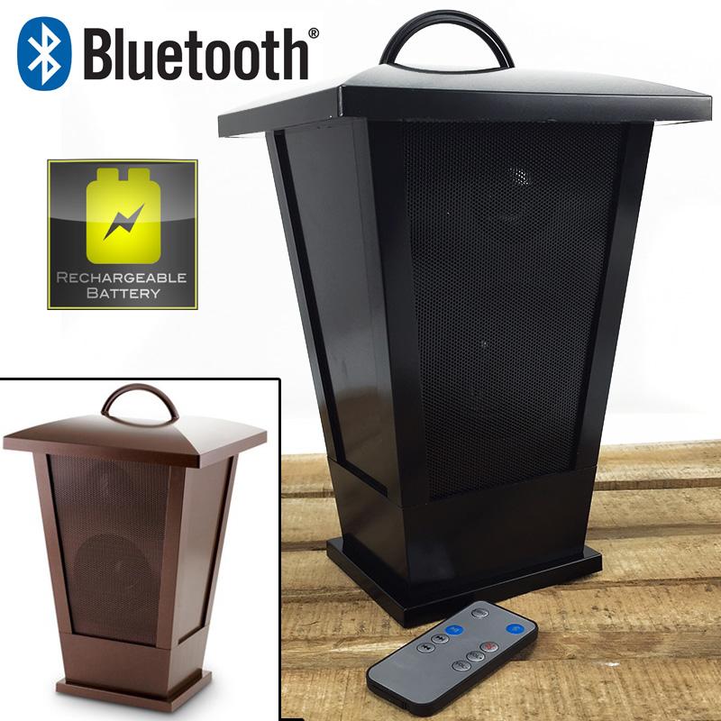 Wireless Bluetooth Speaker Lantern W 36 Led Lights Ships