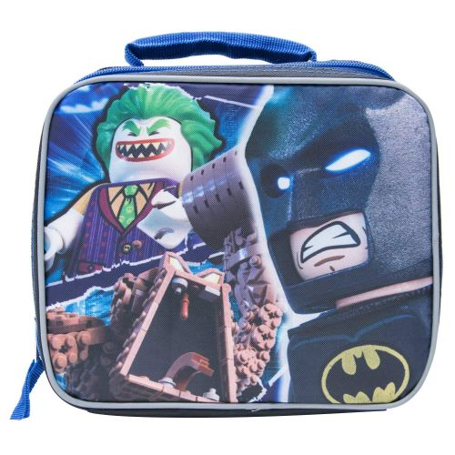 $5 (reg $15) Lego Batman Lunch Box