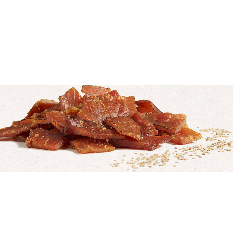 3 Bags Of Lorissa S Kitchen Ginger Teriyaki Chicken Jerky Only 2 99 Per Bag Ships Free 13 Deals