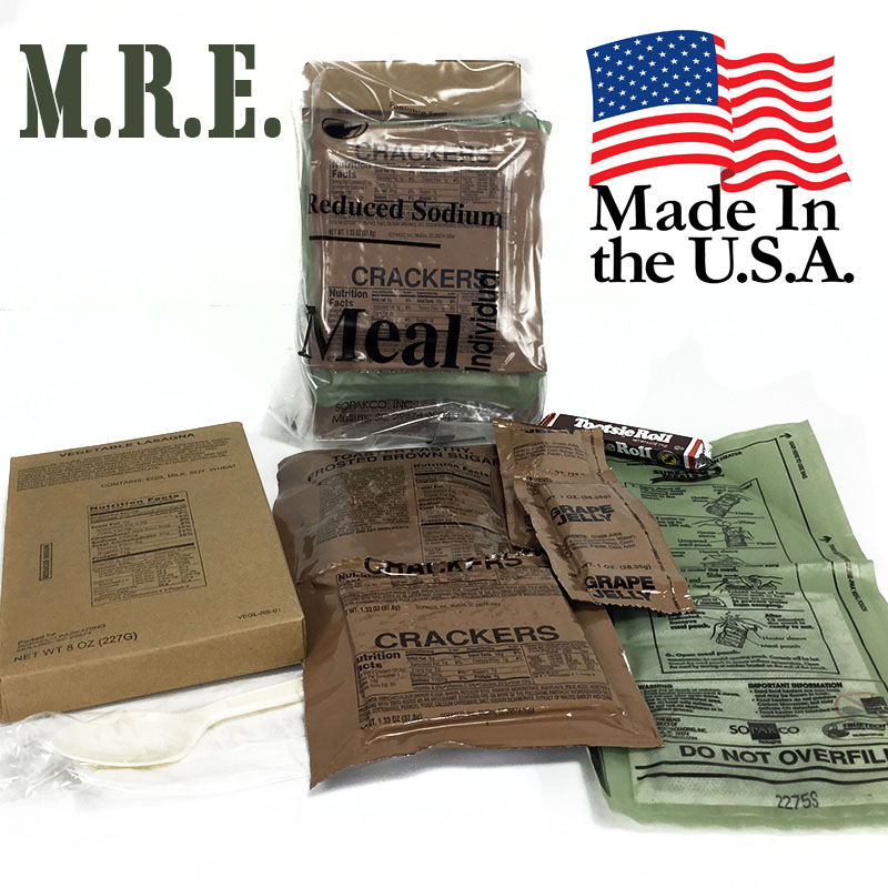 $34.99 (reg $69) 7 Pack of MRE...