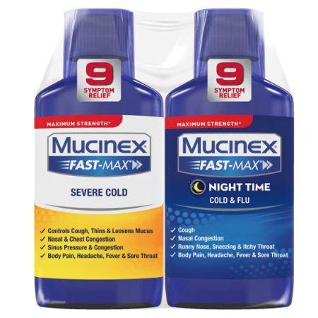 $11.99 (reg $23) Mucinex Fast-...