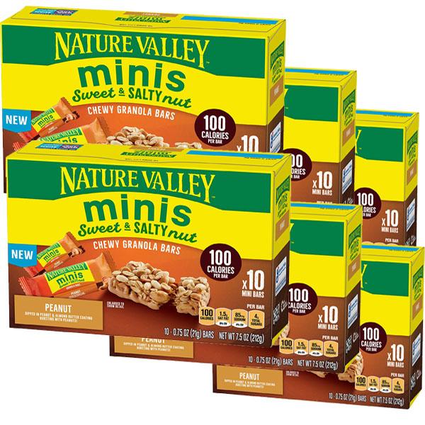 $14.99 (reg $30) 6 BOXES of Na...