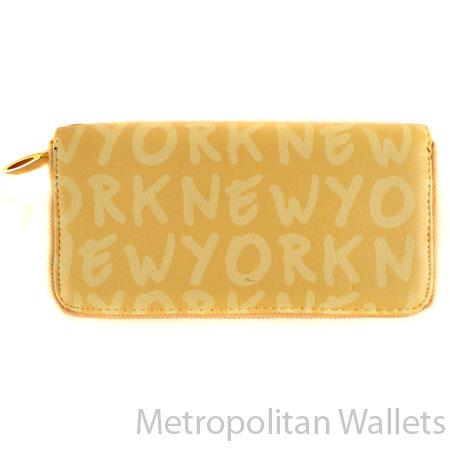 Metropolitan Wallet Collection