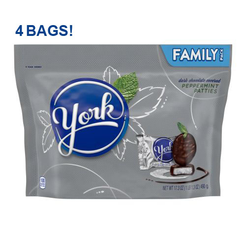 $24.99 (reg $32) 4 Bags of Yor...
