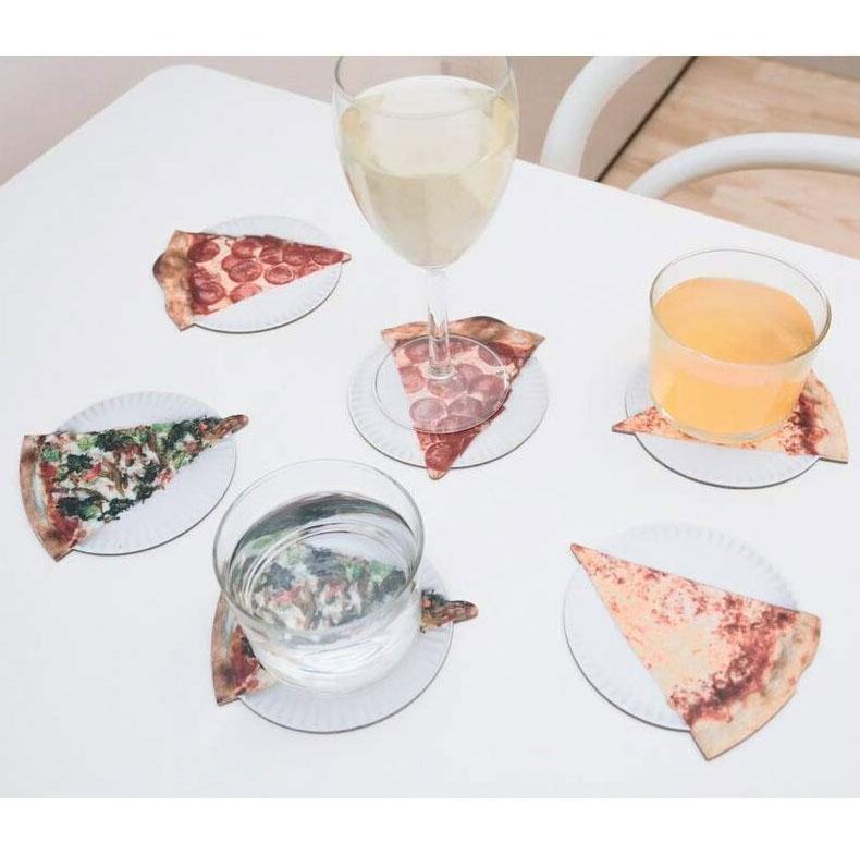 $5 (reg $14) Set of 12 Pizza C...