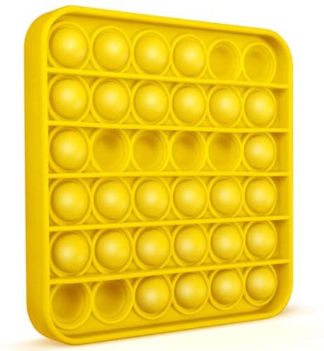 Silicone Pop Pop Fidget