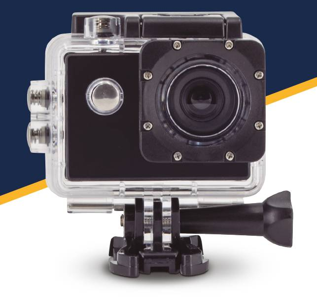 Waterproof Action Camera With.