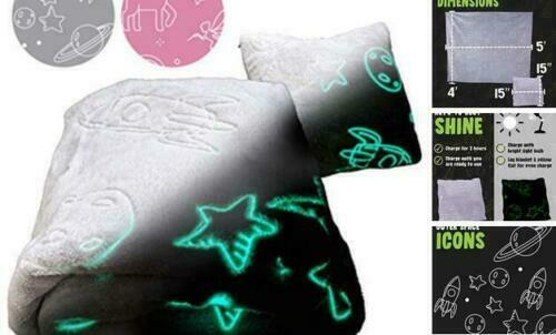 Glo Fun Glow in the Dark Pillo...