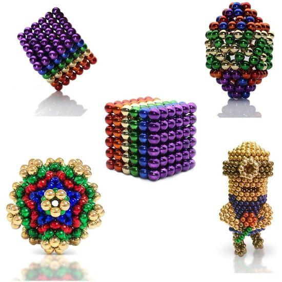 222 Piece Colorful Magnetic Ba...