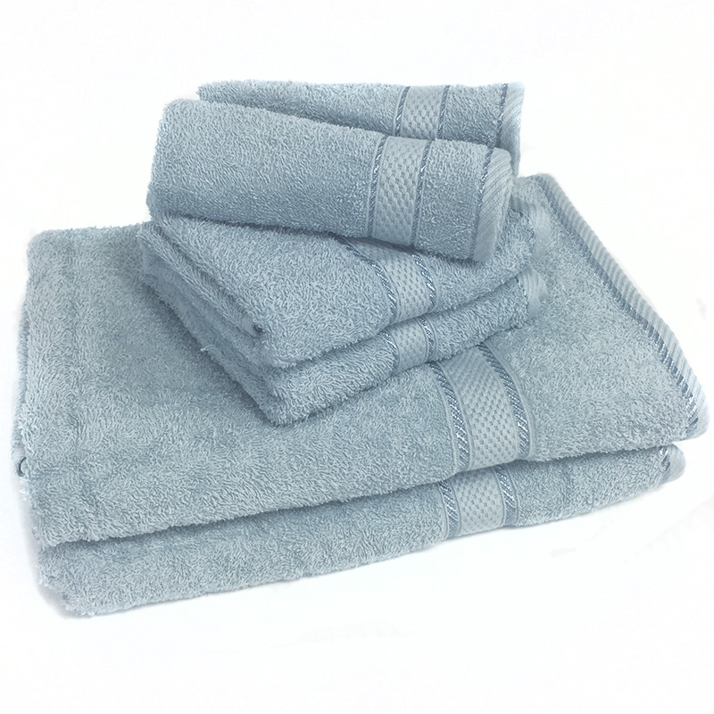 Gold Coast 100% Egyptian Cotton 6pc Towel Set - SHIPS FREE ...