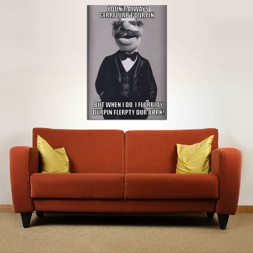 The Most Interesting Chef In The World - POSTER (2 sizes available) - SHIPS FREE!