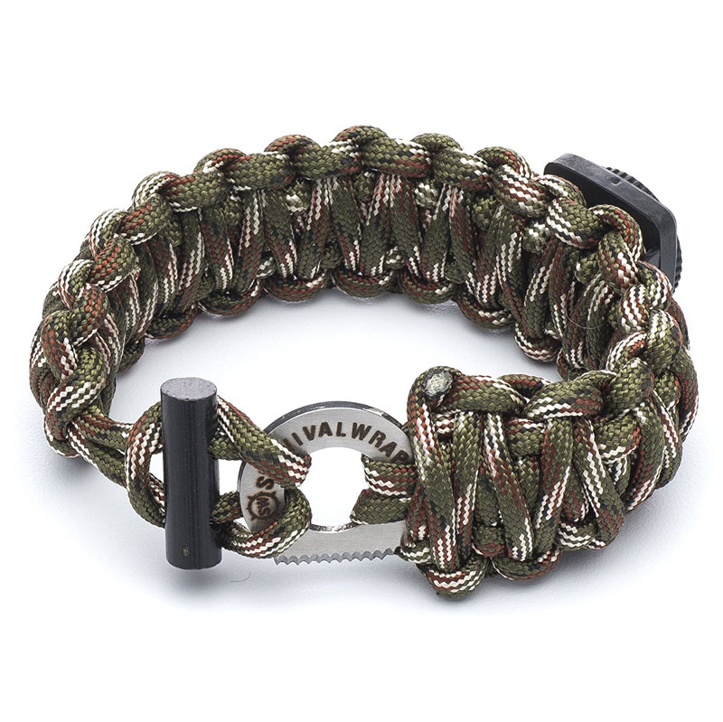 5 Buck Deal Or Less Survival Wraps Emergency Paracord