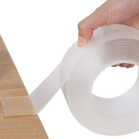 Nano Double Sided Gel Grip Traceless Tape