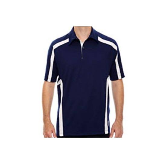 North End Men's Accelerate Cool Performance Polo Shirt