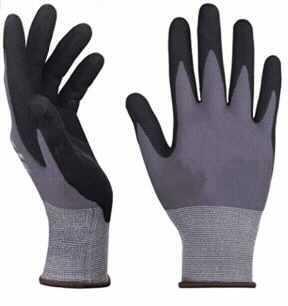 12-Pack Lightweight Polyurethane General Work Gloves
