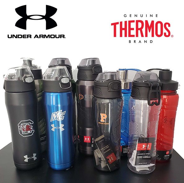 2-Pack Under Armour by Thermos Water Bottle
