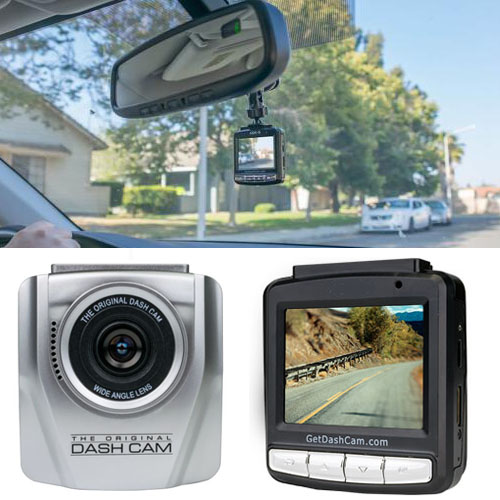 Witness HD Dash Cam DVR with G-Sensor