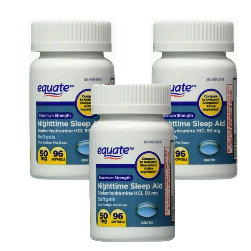 $7.99 (reg $24) 3 Pack of Equa...